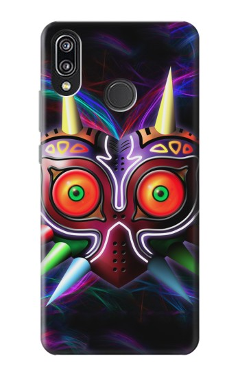 Printed The Legend of Zelda Majora Mask Huawei P20 Lite Case