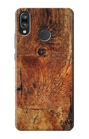 Printed Wood Skin Graphic Huawei P20 Lite Case