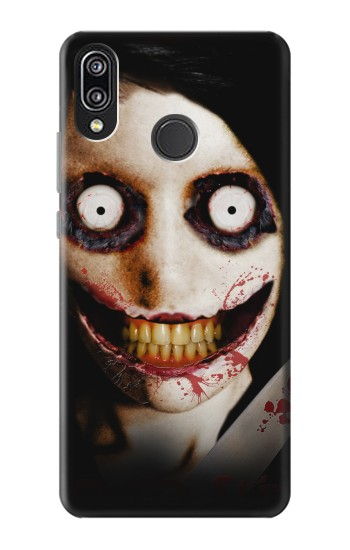 Printed Jeff the Killer Huawei P20 Lite Case