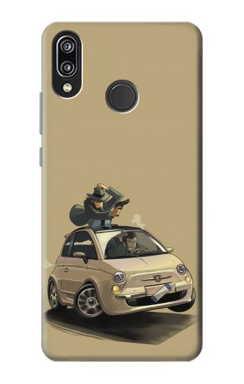 Printed Lupin The Third Huawei P20 Lite Case