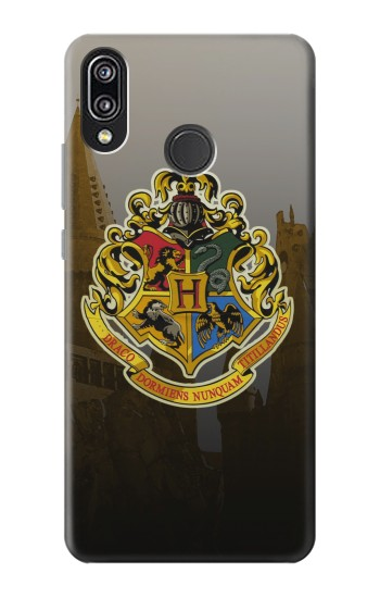 Printed Hogwarts School of Witchcraft and Wizardry Huawei P20 Lite Case