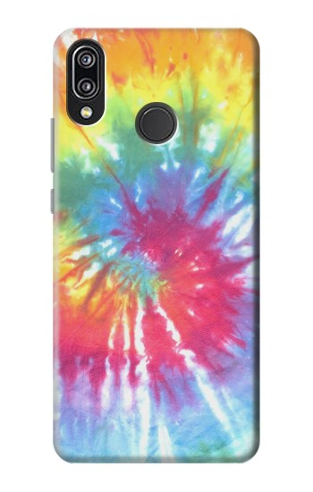 Printed Tie Dye Colorful Graphic Printed Huawei P20 Lite Case