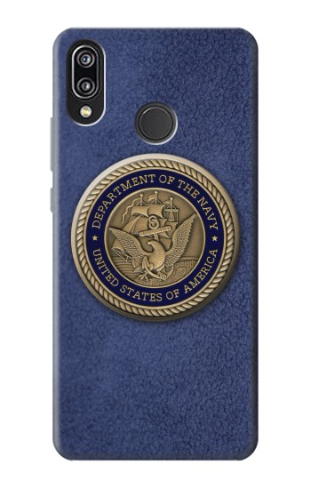Printed US Navy Huawei P20 Lite Case