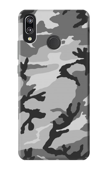 Printed Snow Camo Camouflage Graphic Printed Huawei P20 Lite Case