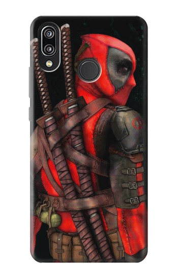 Printed Deadpool 2 Huawei P20 Lite Case