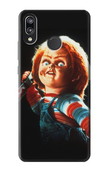 Printed Chucky With Knife Huawei P20 Lite Case