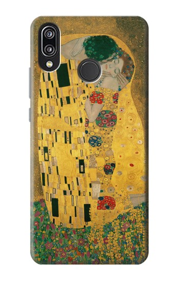 Printed Gustav Klimt The Kiss Huawei P20 Lite Case