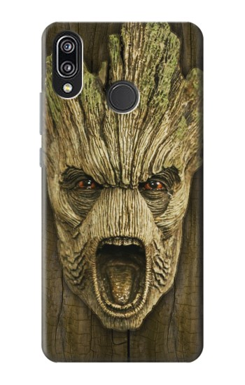 Printed Guardians of the Galaxy Groot Head Huawei P20 Lite Case