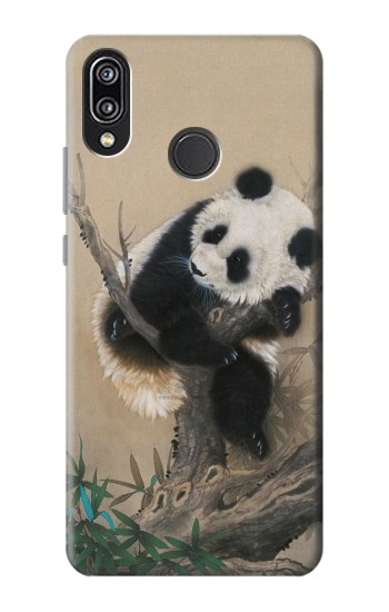Printed Panda Fluffy Art Painting Huawei P20 Lite Case