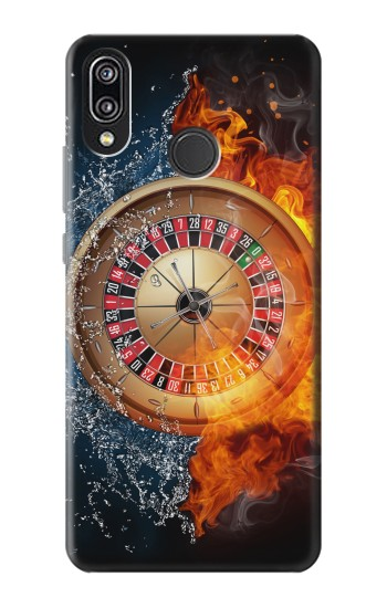 Printed Roulette Casino Gamble Huawei P20 Lite Case