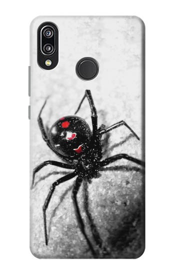 Printed Black Widow Spider Huawei P20 Lite Case