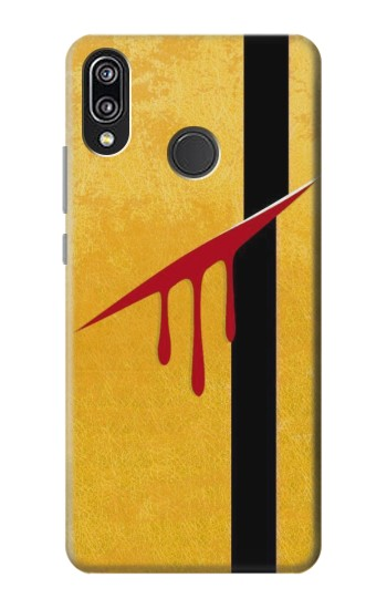 Printed Kill Bill Yellow Tracksuit Huawei P20 Lite Case