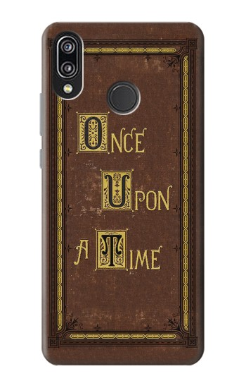 Printed Once Upon a Time Book Cover Huawei P20 Lite Case