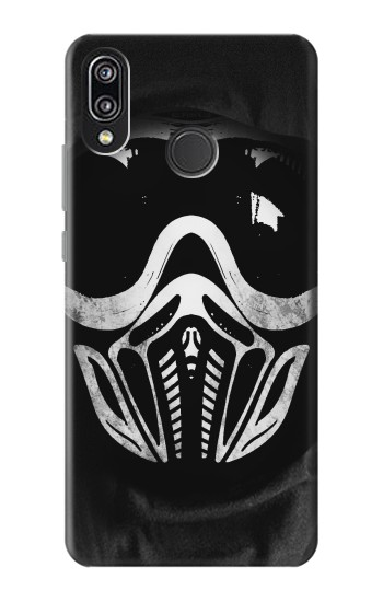 Printed Paintball Mask Huawei P20 Lite Case