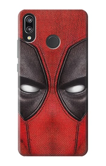 Printed Deadpool Mask Huawei P20 Lite Case