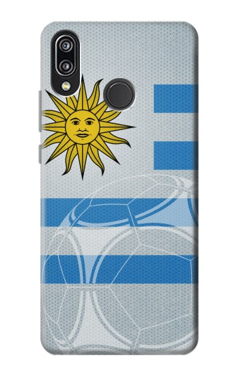 Printed Uruguay Football Flag Huawei P20 Lite Case