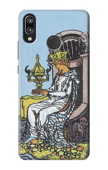 Printed Tarot Card Queen of Cups Huawei P20 Lite Case