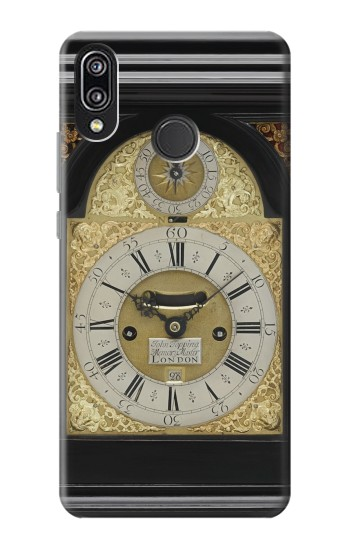 Printed Antique Bracket Clock Huawei P20 Lite Case