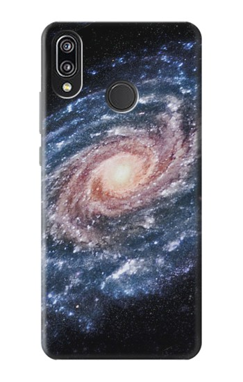 Printed Milky Way Galaxy Huawei P20 Lite Case