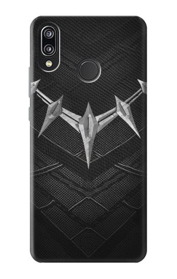 Printed Black Panther Inspired Costume Necklace Huawei P20 Lite Case