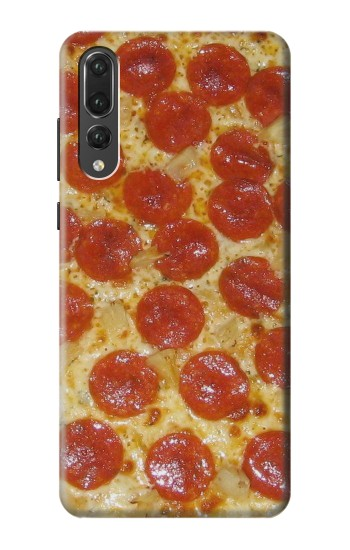 Printed Pizza Huawei P20 Pro Case