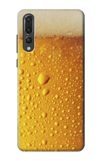 Printed Beer Glass Huawei P20 Pro Case