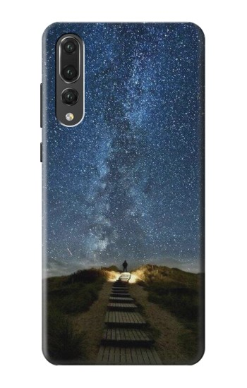 Printed Stairway to Heaven Iceland Huawei P20 Pro Case