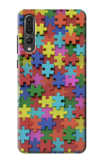 Printed Puzzle Huawei P20 Pro Case