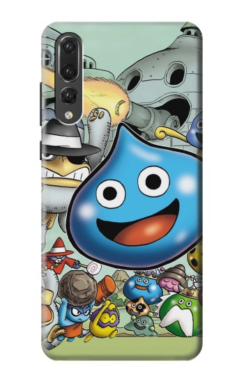 Printed Dragon Quest Slime Monster Huawei P20 Pro Case
