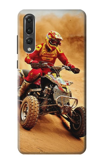 Printed Atv Quad Racing Motocross Huawei P20 Pro Case