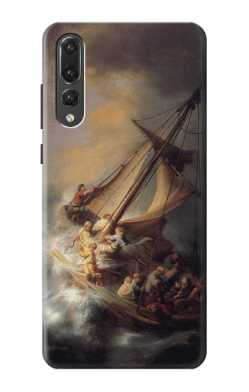 Printed Rembrandt Christ in The Storm Huawei P20 Pro Case