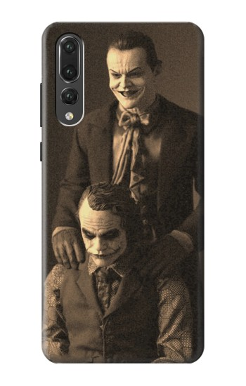 Printed Jokers Together Huawei P20 Pro Case