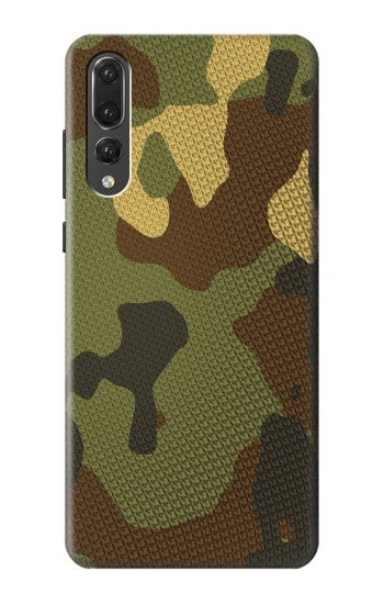 Printed Camo Camouflage Graphic Printed Huawei P20 Pro Case