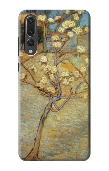 Printed Van Gogh Letter Pear Tree Blossom Huawei P20 Pro Case