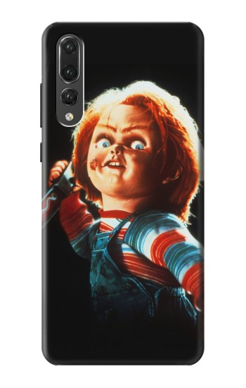 Printed Chucky With Knife Huawei P20 Pro Case