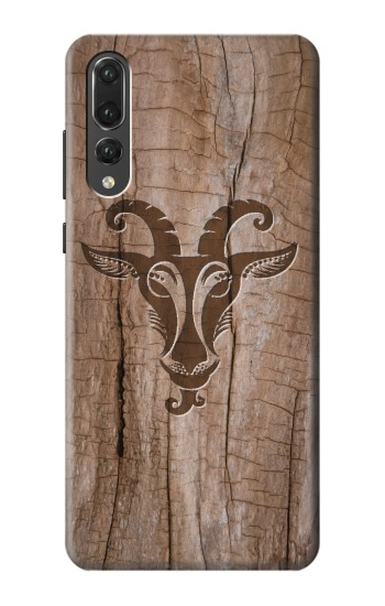 Printed Goat Wood Graphic Printed Huawei P20 Pro Case
