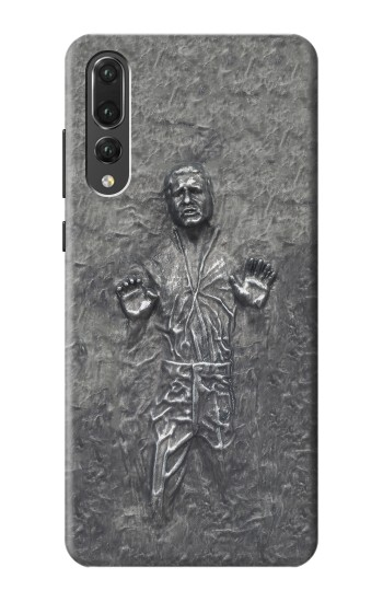 Printed Han Solo in Carbonite Huawei P20 Pro Case