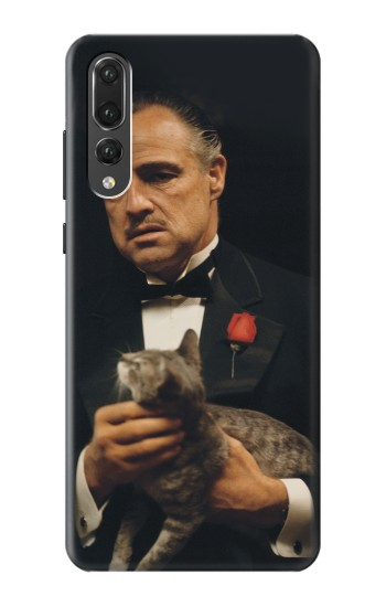 Printed Godfather Huawei P20 Pro Case