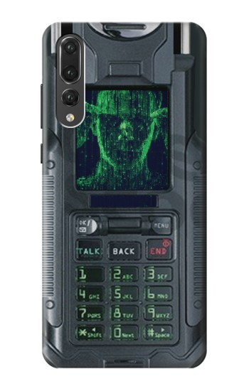 Printed The Matrix Mobile Phone Graphic Printed Huawei P20 Pro Case