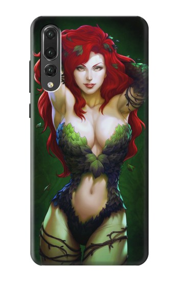 Printed Sexy Poison Ivy Huawei P20 Pro Case