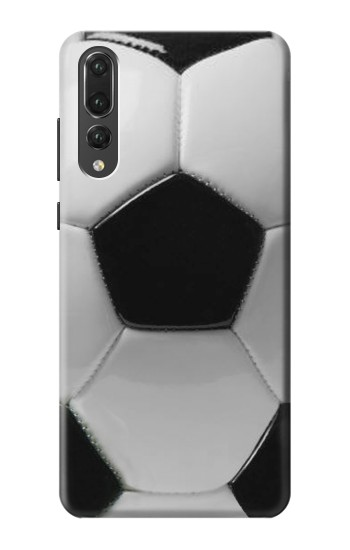 Printed Soccer Football Ball Huawei P20 Pro Case