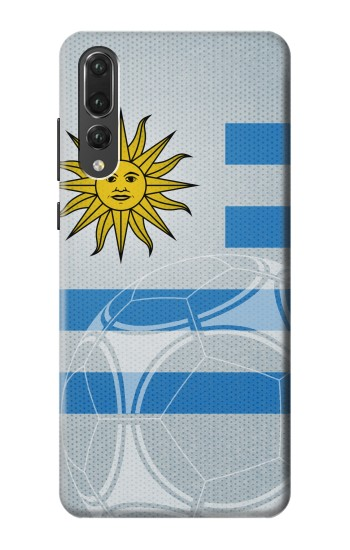 Printed Uruguay Football Flag Huawei P20 Pro Case