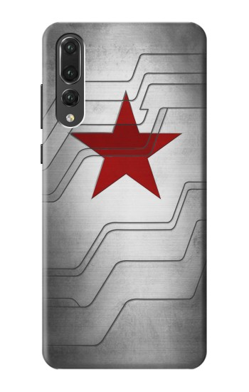 Printed Winter Soldier Bucky Arm Texture Huawei P20 Pro Case