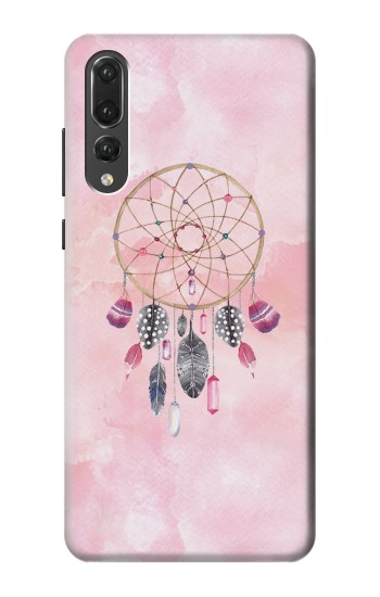 Printed Dreamcatcher Watercolor Painting Huawei P20 Pro Case