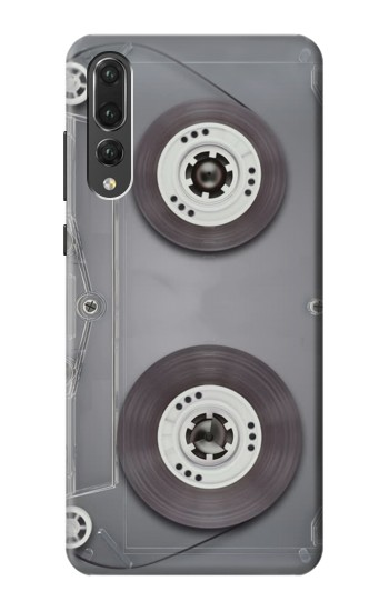 Printed Cassette Tape Huawei P20 Pro Case