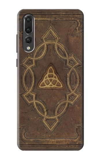 Printed Spell Book Cover Huawei P20 Pro Case