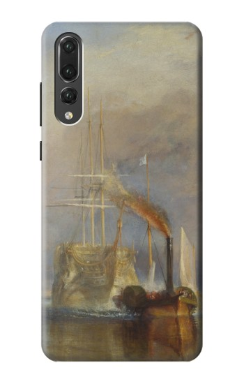 Printed Joseph Mallord William Turner The Fighting Temeraire Huawei P20 Pro Case