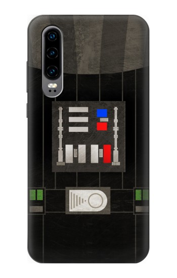 Printed Darth Vader Chest Plate Huawei P30 Case