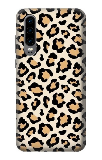Printed Fashionable Leopard Seamless Pattern Huawei P30 Case