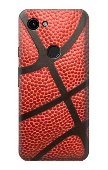 Printed Basketball Google Pixel 3a Case
